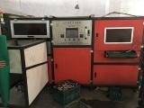 gas spring tube washing machine