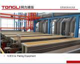 Plating Equipment of hydraulic cylinder
