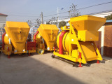 Topall Export Africa Concrete Mixer