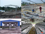Project: Angola Poultry House