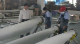 OUYAD wind turbine blades workshop