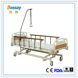 BS-836M Ultra Low Three function Electric Hospital bed