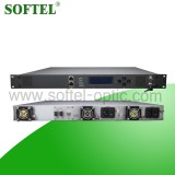 Softel SSR-E-5500CS 47~862 & 950~5500MHz 4-Band SAT-IF & CATV Overlay Externally Modulated Optical T