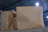 stackable wrapped with corrugated paper