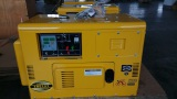 ZDE12T 10KW Single Phase Portable Diesel Generator