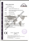 Portable Thermal Printer CE Certificate