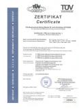 TUV Certificate-8