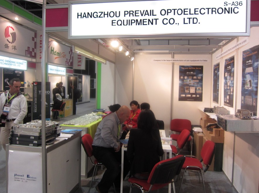 Exhibition in 2011-Cable-tec 2011