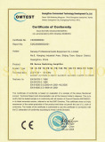 CE-EMC certification of FB series amplifier