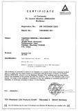 Air Drill CE certificate