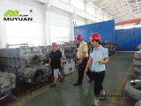 Customer From Austria Visit Our Factory
