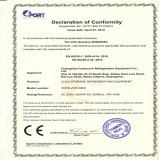 CE Certification of Cold Room