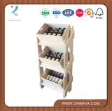 Wine display rack and store rack
