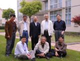 Cooperation with Shanghai Tongji university science park engineer Team