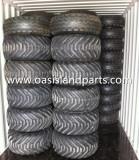 Flotation implement tyre Loading
