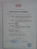 CE of PIPE FITTING