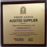 SGS Audit Supplier
