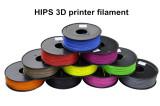 10 solid color HIPS 3d printer filament