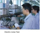 Electric noise test