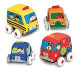 Car, truck plush toy