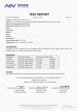 RoHS Certificate - Rubber Insulation Tube