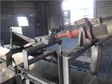 production machine for conveyor parts