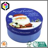 Round Shape Rigid Cardboard Gift Paper Box