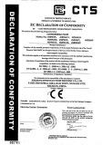 CE Certificates(03)