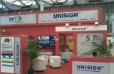 UNISIGN Exhibition Booth