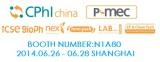 CPHI 2014 SHANGHAI