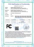 FCC certificate of scooter