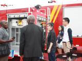 Hubei Xindongri Special Vehicle Co.,Ltd Customer Visiting