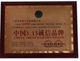 CHINA TRUSTWORTHY BRAND