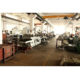 Workshop for spare parts