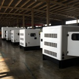 7 sets Cummins Genset for UNDP