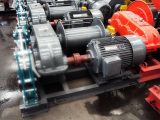ZY Series Helical Cylindrical Gearbox for Winch
