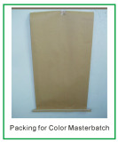 Packing Information for color masterbatch