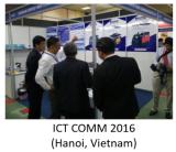 ICT COMM 2016 (Hanoi, Vietnam)