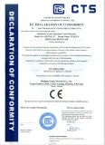 CE certificate for DZ47LE-63 and DZ47LE-100 RCCB