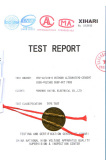 Type test certificate for Fuse cutout 12kV by XIHARI
