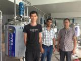 Iraq Milk production line