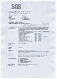 SGS Certificate 3-1