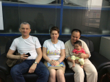 East Europe Customers Visiting