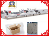 XCS-980 flat box folder gluer machine machine