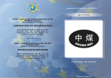 Registered Trademark China Coal- European Union