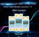 Family wireless Energy Monitor, energy meter,LCD digital energy Monitor