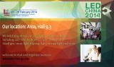 Led Lighting Show---LED China 2014(23th-26th Feb.)