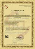 Alsonled certification FCC