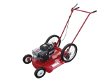 gas engine lawn mower