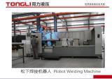 Robot Welding Machine for hydraulic cylinder repair